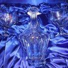 Faberge  Decanter with 2  Glasses