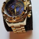 Invicta Reserve Men's Excursion Swiss 5525 Chronograph Stainless Gold Watch