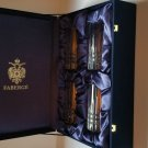 Faberge Crystal High Ball Glasses
