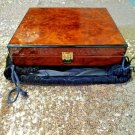 Daniel Marshall Burl Wood Travel Humidor