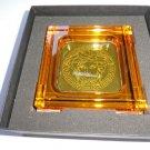 Versace Rosenthal Medusa Amber Jewelry Tray