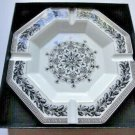 Versace Marqueterie ashtray 9 inch