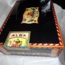 Elie Bleu  Alba Black Sycamore Humidor 110 ct
