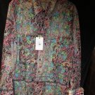 Robert Graham Men's Designer Sport Shirt - Lost City (Classic Fit) Large