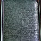 pheasant by R.D.Gomez Zippered Green Case