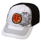 Arturo Fuente White with AF Embroidered Logo Baseball Cap with Tag
