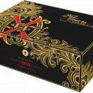 Fuente Opus X Black Porcelain Ltd Edition Ashtray & 50 ct Humidor