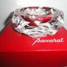 "Baccarat Camel crystal ashtray 4"" diameter"