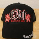 Black CAO Rock N' Rolled Hat