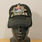 Black La Traviata CAO  Hat