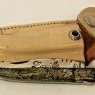 Laguiole Patterned Pocket Knife