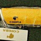 Yellow Butane Lighter