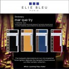 Elie Bleu Alba Jet Butane Lighters