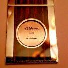 ST Dupont Macassar & Silver cutter