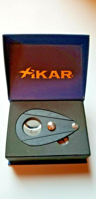 Xikar Xj-204 Black Cigar Cutter -  Noir - New