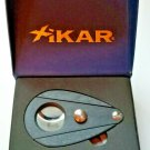 Xikar Xj-204 Black Cigar Cutter -  Noir - New