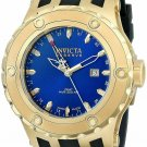 Invicta Reserve Collection GMT 18k Gold-Plated Stainless Steel Watch