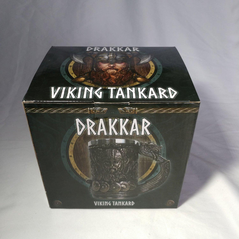 Drakkar | Viking Tankard | Viking Stein | New With Box