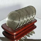 ROYAL SELANGOR PEWTER  COASTER SET of 6