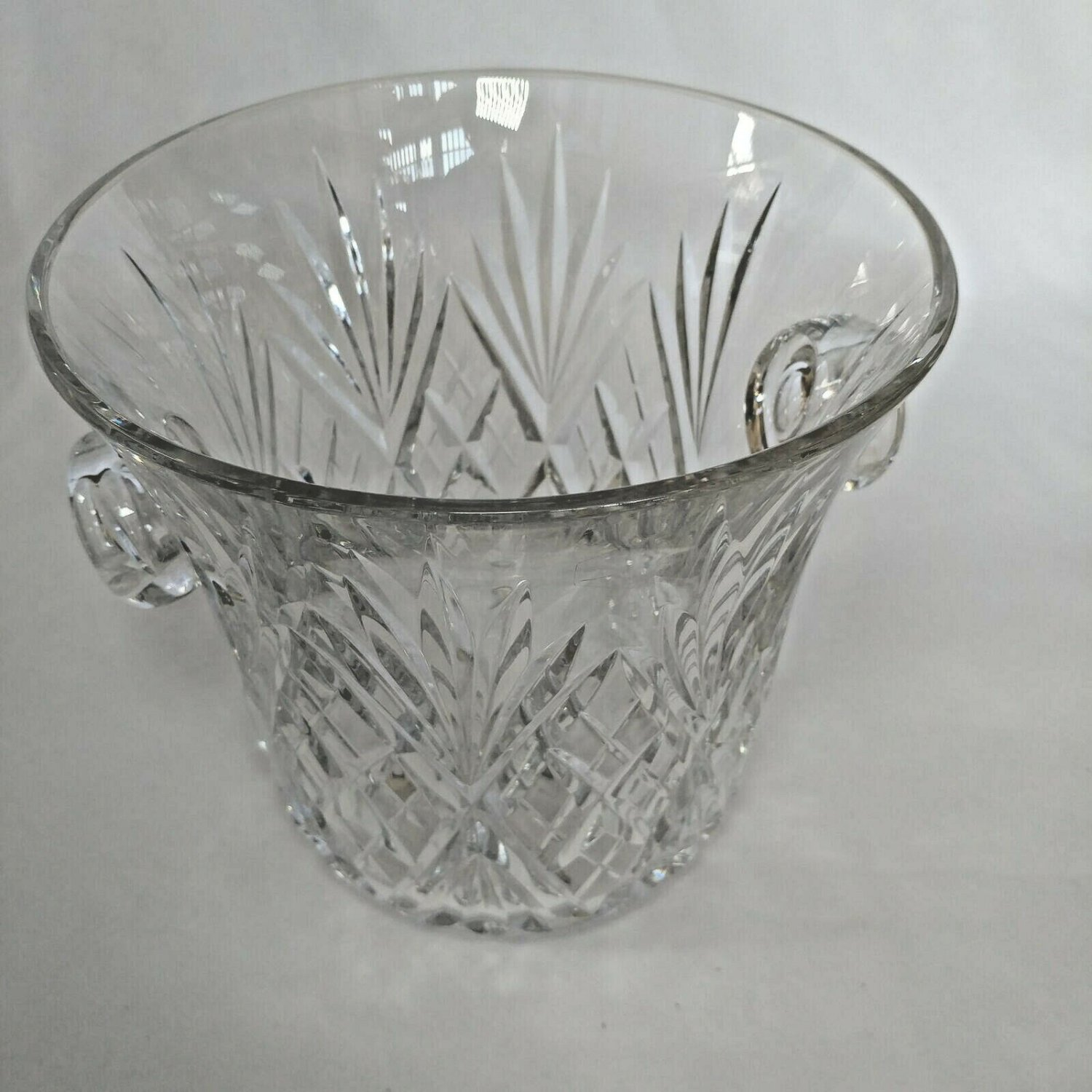 Saint Louis Crystal Champagne Bucket Chantilly Clear
