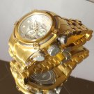 INVICTA BOLT ZEUS QUARTZ WATCH | GOLD STAINLESS STEEL CASE | MODEL 12743
