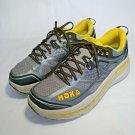 Hoka One One | M Stinson Atr | Grey/Yellow | 30109035 | Size:12.5