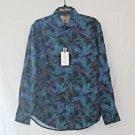 Robert Graham - Colorful Long Sleeve | Size: Medium | Style: Leafy Dreams | NWT