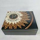 Perdomo Humidor | Small 20 Count Starter Humidor | Gold