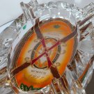 FUENTE OPUS X LIMITED  EDITION CRYSTAL ASHTRAY