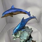 Mark Hopkins - Limited Edition Bronze Dolphin Sculpture