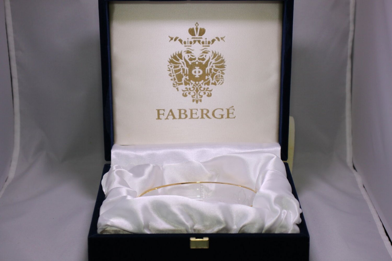 Faberge Louis XVI Coaster In Original Box | Style: 504-33 FREE SHIPPING IN USA