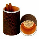 Bizard and Co. - The Cylinder Desk Humidor - Wenge