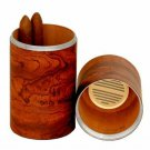 Bizard and Co. - The Cylinder Desk Humidor - Bubinga