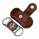 """Bizard and Co. - The """"V"""" Cutter - Antique Saddle Leather"""