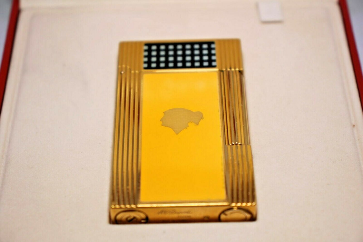 St Dupont Cohiba  Lighter, 1st Limited Edition of Only 500 Comes In Box