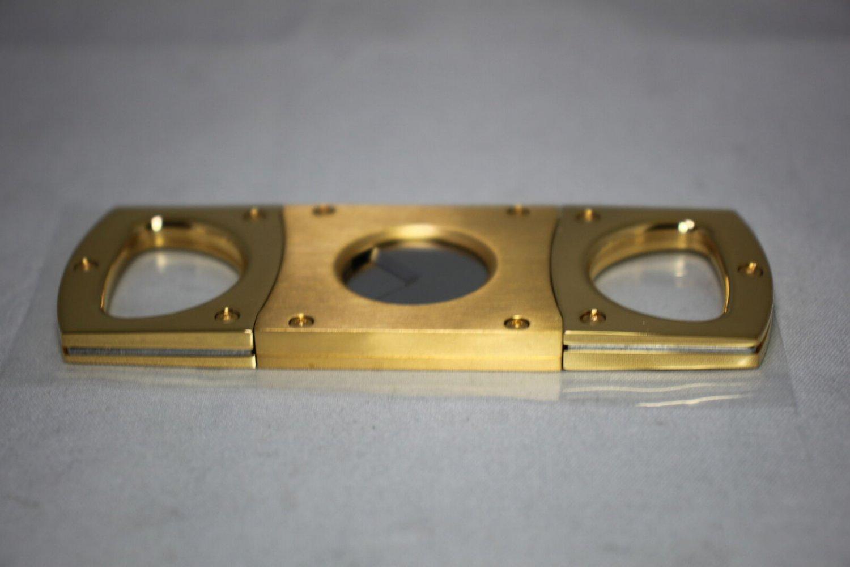 Elie Bleu Cutter Polished Gold Tone   EBC1006 New