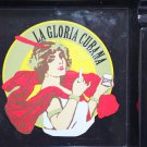 La Gloria Black Square 4-Finger Ashtray with FREE SHIPPING IN USA