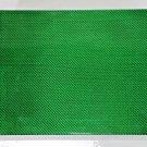 """Green Carbon Fiber Humidor Showroom Model  Measures 18"""" L x 16"""" W x 5"""" H"""