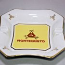 Montecristo Bidasoa Porcelain Ashtray