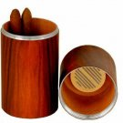 Brizard and Co. - The Cylinder Desk Humidor - Rosewood