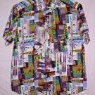 Robert Graham - Colorful Short Sleeve | Size: Medium