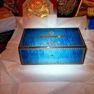 Elie Bleu Medals Blue Sycamore  Humidor 120 ct