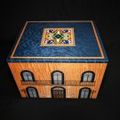 Elie Bleu Orange Palace Ltd Edition Humidor 110 ct