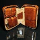 Brizard & Co. Havana Traveler - Antique Saddle Leather NIB