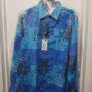 Robert Graham Art Amour Long Sleeve Sweater - Large
