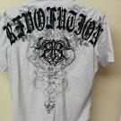 Roar Signature Short Sleeve Embroidered Shirt Medium Size