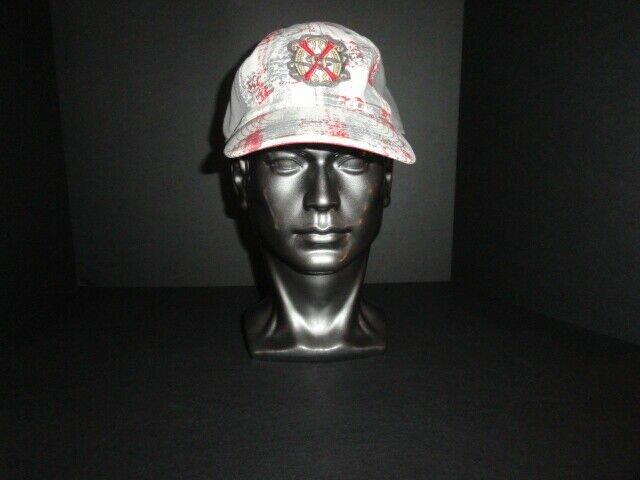 Arturo Fuente Opus X Grey Embroidered Baseball Cap