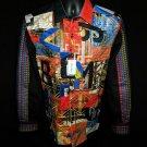 Robert Graham Colorful Medium Long Sleeve Shirt