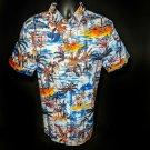 Robert Graham Paradise Park XXXL Short Sleeve Shirt