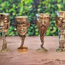 Royal Selangor Lord of the Rings Pewter Goblets